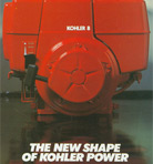The New Shape of Kohler Power